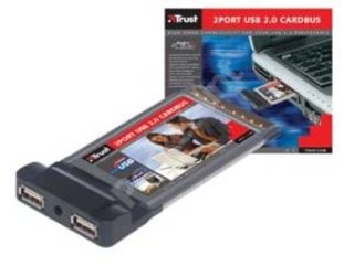 Trust to offer USB2.0 support via PC Card