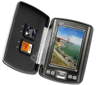 PalmOne launch the Tungsten T5