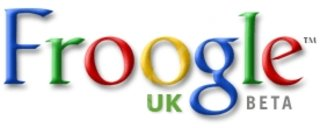 Google launches Froogle in the UK