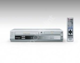 Panasonic launches DVD Video Combi again