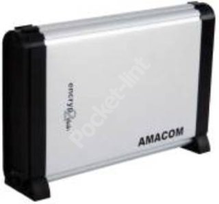 Amacom launches high security portable storage device