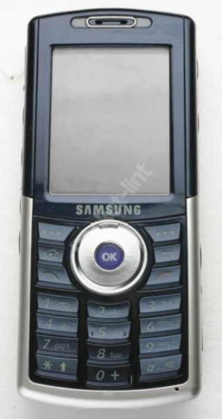 Samsung unveils SGH-i300 3Gb hard drive mobile phone CeBIT 2005