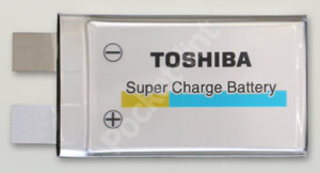 Toshiba announces Super-fast rechargeable battery
