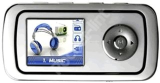 T7 MP3 player offers images on the go