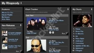 Real challenges Napster with music subscription service