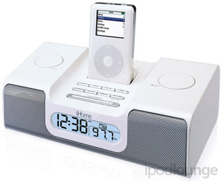 iPod gets alarm clock accessory