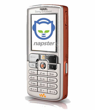 Napster and Sony Ericsson plan Napster Mobile