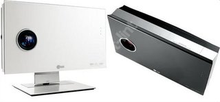 LG launches AN110 wall-mouted DLP projector