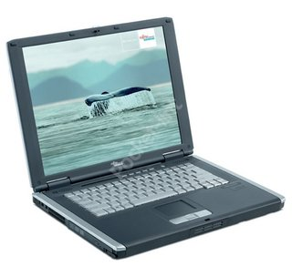Fujitsu Siemens announces C1320 LifeBook with 12.5 hours from one charge