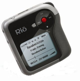 Rio quits MP3 player market