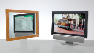 Sharp creates dual display LCD at IFA 2005