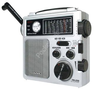 Eton launches emergency radio with built-in mobile phone charger
