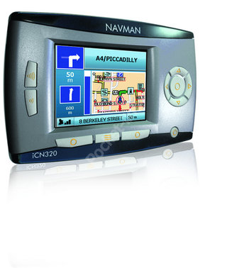 Navman launches budget sub 300GBP GPS unit