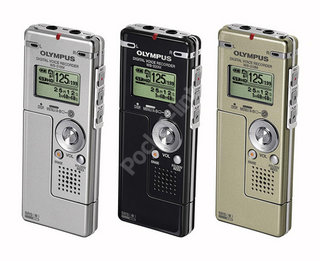 Olympus launch three new digital voice recorders