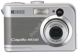 Ricoh launch the RR530 digital camera