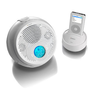 iPod owners get wirless speaker offering with the iBall