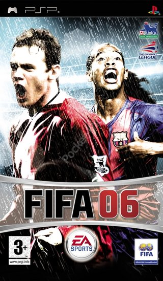 EA take top spot with Fifa 06 in this weeks charts