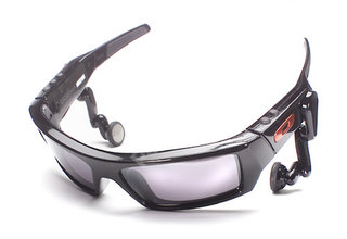 Oakley launch the THUMP 2 MP3 player glasses