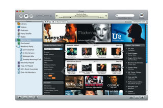 Apple updates iTunes to version 6 and adds TV show downloads