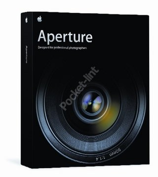 Apple announces Aperture software for pro photographers