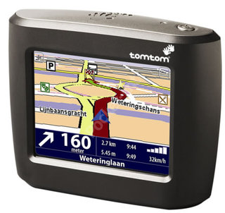 TomTom ONE announced