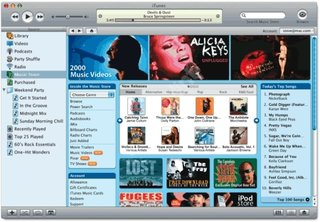 Australia finally gets iTunes music store