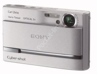 Sony confirms DSC-T9 digital camera launch in UK