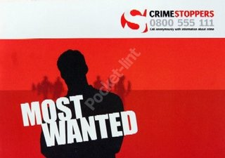 UK gets Most Wanted website