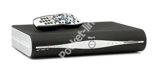 Sky preview HD television