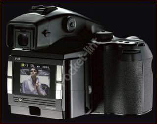Digital camera back offers 39 megapixel resolution images