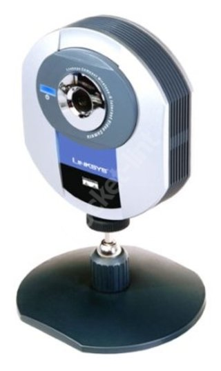 CES 2006: Linksys launch compact wireless-G internet video camera