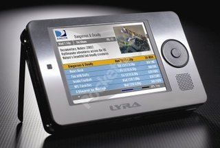 CES 2006: Thomson launch Portable Media Center that allows direct transfer from TV PVR