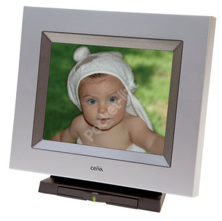 CES 2006: Electronic photo frame lets you share images via the internet