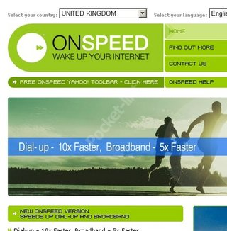 Software that accelerates your internet connection gets update