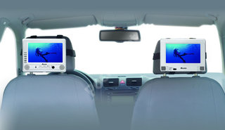 Mustek launch dual screen DVD solution for the car