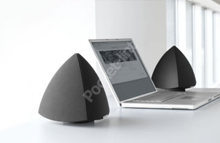 PC speakers get expensive with new set from Bang & Olufsen