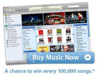 Apple launch global competition to sell 1 billion iTunes tracks