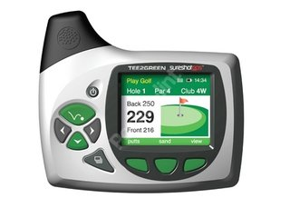 Golfers get helping hand with GPS golf ranger