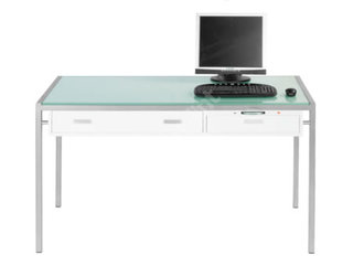 Desktop computer that is actually a desk gets UK launch