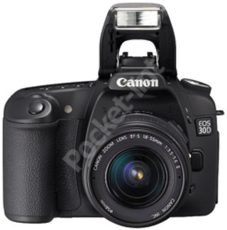 Canon upgrades best selling EOS 20D with EOS 30D