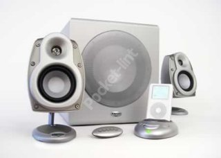 New iFi iPod speaker dock challenges Bose for no. 1 slot