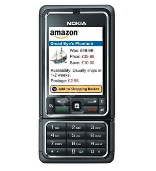 Amazon direct from your mobile