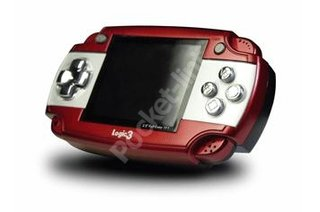 Logic 3 go for retro gamers with new handheld console