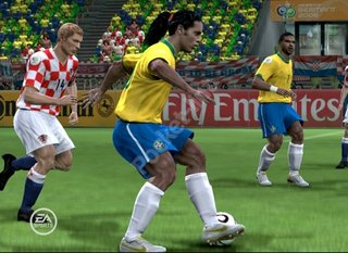 EA announce 2006 FIFA World Cup in time for tournament
