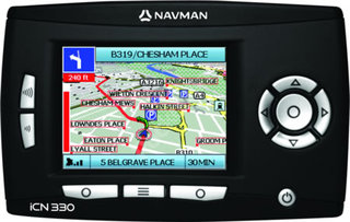 Navman goes basic with sub-£200 GPS handheld