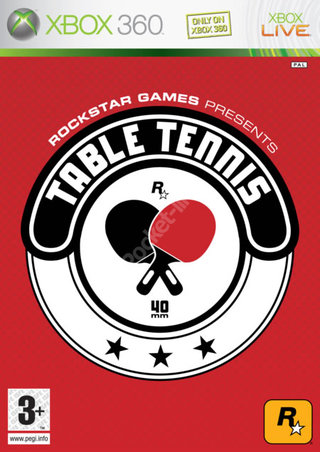 Rockstar turns back on GTA in favour of Table Tennis