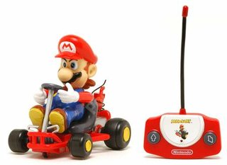 Mario Kart gets remote controlled cars