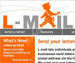 WEBSITE OF THE DAY - l-mail.com