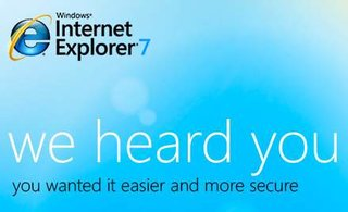 Microsoft release second IE7 beta test