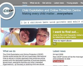 Government launch new online child protection centre